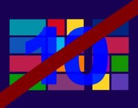 Remove or Prevent Windows 10 Upgrade