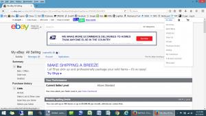 ebay 102 The Dirty Details - My eBay Menu