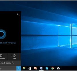 Windows 10 Creators Update - Windows 10 Desktop